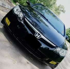 Get Honda Civic Reborn full Automatic On Easy Monthly Instalments
