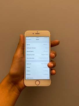 Apple iPhone 6, Gold, 32 Gb, Mint Condition