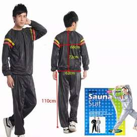 Baju Sauna / Sauna Suit / Pakaian Olaharaga Sauna Suit Unistar