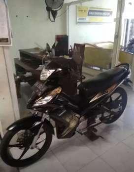 Bali dharma motor jual motor Yamaha Jupiter MX tahun 2010