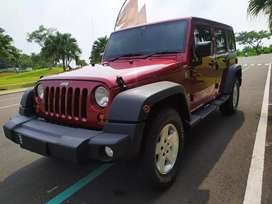 Jeep Wrangler 2.8 CRDI 2013 AT, good condition.!!