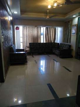 Fully Furnished 3 BHK Flat on Rent in Satellite