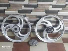 elloy wheels bullet