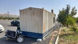 Furnished office container 20x8ft