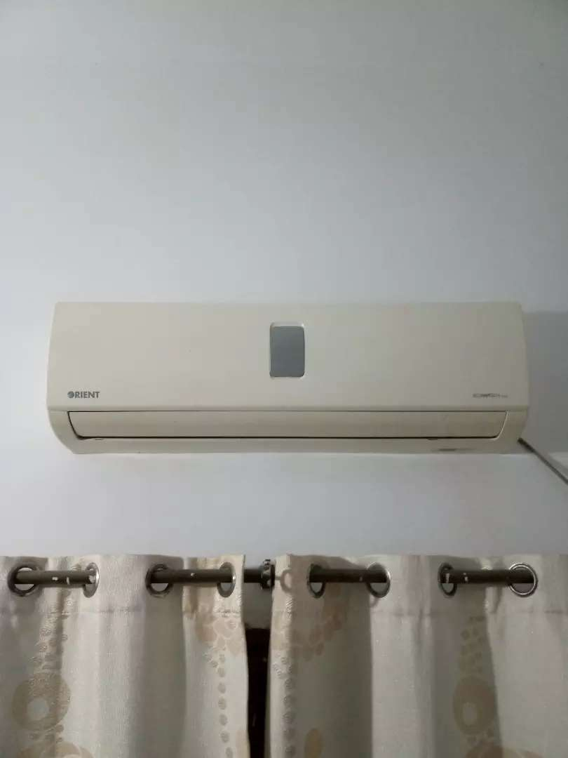 Orient 1.5 ton split AC in good working codition 0