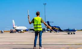 8- Hr shift fixed salary plus pf and esi for Ground staff Ex-man