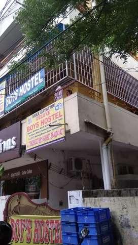Sree gayathri delux boys Hostle