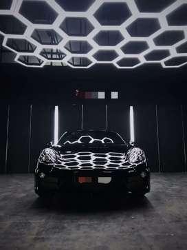 Porsche Cayman 3.4 S Coupe A/T 2013 Black On Black Plat B Genap