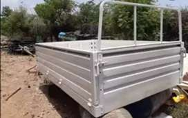 Bolero pickup FB cabin and load body