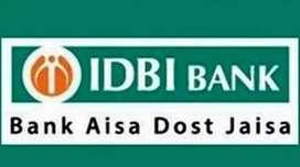 Urgent requirments for bank job