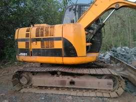 JCBJSB1 tracked excavator(hitachi)