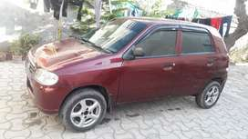 I am selling my alto modle No 2005, contion good , non accidental