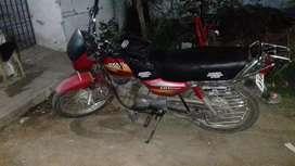 Hero honda bike Running  condition