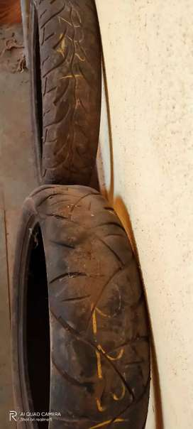 michelin tyres (140 / 70)