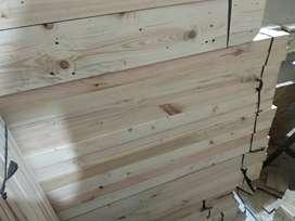 Kayu Pinus Eceran (1 Pcs) Sudah Di Amplas Uk 114x10x1.8