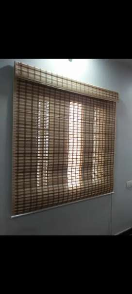 We have various colors and pattern window blinds