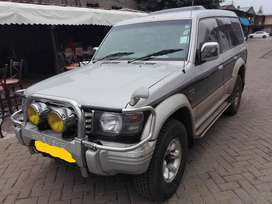 pajero on instalment