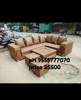 Complete set new brand sofa set