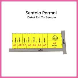 Jalan Salamrejo Sentolo, Hanya 100 Jt-an, Kawasan Pengembang Industri