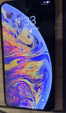 iPHONE XS Max (512 GB) , Silver (PTA Aprroved)
