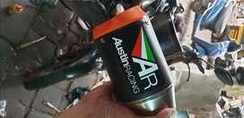 KTM DUKE 390 AUSTIN RACING GP1R TITANIUM EXHAUST