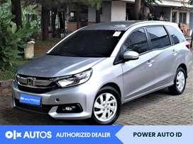 [OLXAutos] Honda Mobilio 2017 E 1.5 Bensin A/T Silver #Power Auto ID