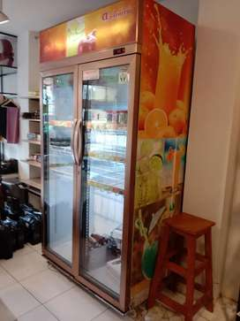 Kulkas freezer chiller showcase cold storage coldroom  tukang service