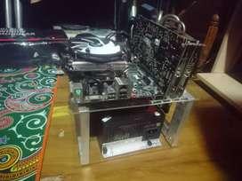 CPU Casing PC Open Air