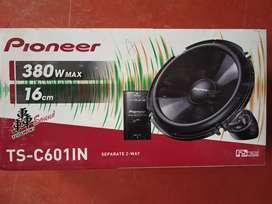 Pioneer 380 watt component car speakers with MRP 6150₹