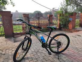 Kross cycle - 27.5 inch tyre, disc brake, 24 gears, good condition
