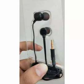 Headset jbl original 100% full bas stereo earphone handsfree jernih