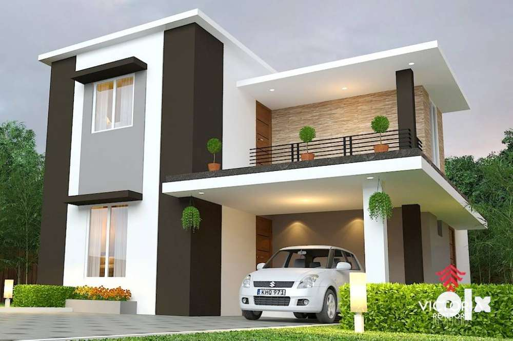 90 easy loan - 3 bhk independent house for sale