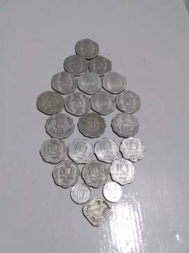 Old coins old