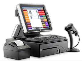 Software Retail , Inventory POS Solutions In Rs. 12000/- Only