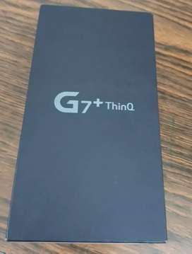 LG G7+ ThinQ (6gb / 128gb)