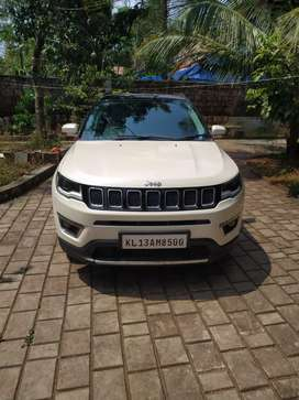 Jeep COMPASS 2018 Petrol Good Condition