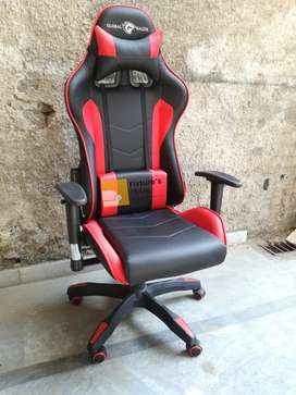 Gaming Chair Red n Black 1 Year Warranty