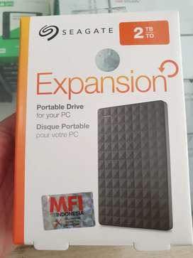 Hard disk external seagate 2tb