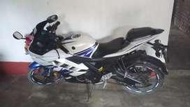 Fully coundisrn bike hai koi problem nahi hai