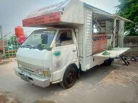 Dyna Rhyno Truck 2.8 (Custom Food Truck)