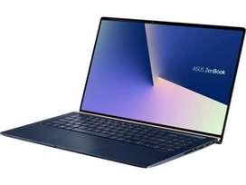 Kredit Laptop ZenBook 14 UX433FA Bunga Ringan Tanpa Kartu Kredit