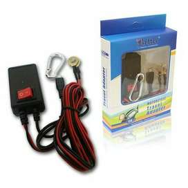 charger motor usb fast charger motor aki - motorcycle travel adapter c