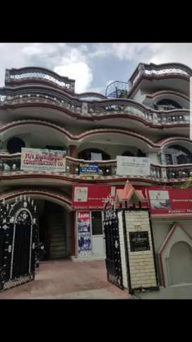 Triple story house for sale in posh area