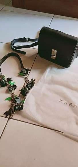 Tas mini Zara ,,