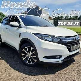 Honda HRV 1.5 E CVT Spesial Edition 2016 Low km TDP 38 JT