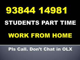 Home Based OFFLINE Part Time DATA ENTRY