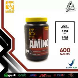 Suplement fitness Amino Mutant