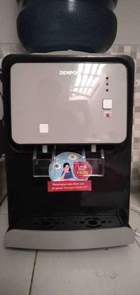 DENPOO Xavier 2 Water Dispenser Portable Air Minum 2 in 1 Hot & Normal