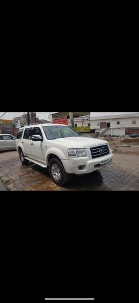 Ford Endeavour 2009 Diesel Well Maintained