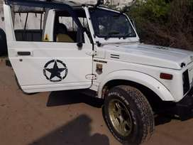 Hi I want to sale my maruti gypsy